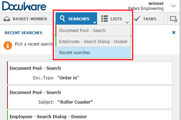 DcouWare_Client_Search1