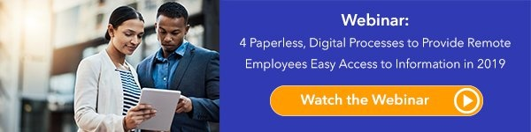 webinar - 4 paperless digital processes for remote employees