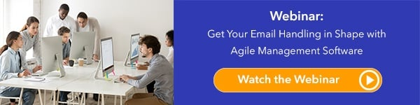 Webinar - Get Your Email Handling In Shape