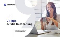DocuWare - 9 Tipps für die Buchhaltung