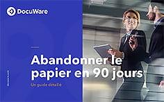 E-Book Cover - FR - Abandonner le papier en 90 jours - Main Nav