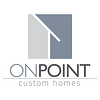 OnPoint Cutome Homes Logo