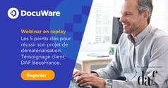 DocuWare Webinar - Partnership DAF - Featured Image - #1-1