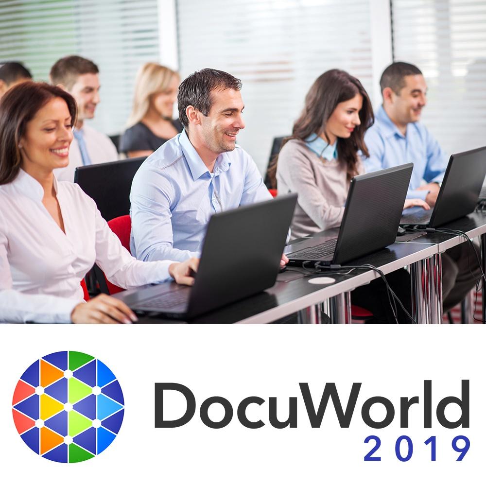 DocuWorld Europe 2019