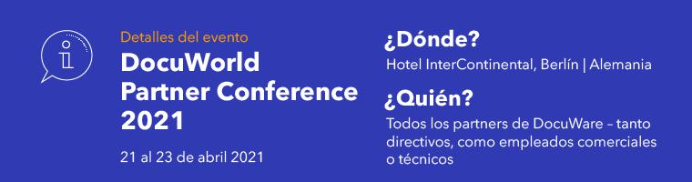 DocuWorld-2021- Partner Conference - ES