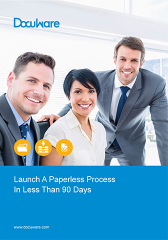 Go paperless ebook cover