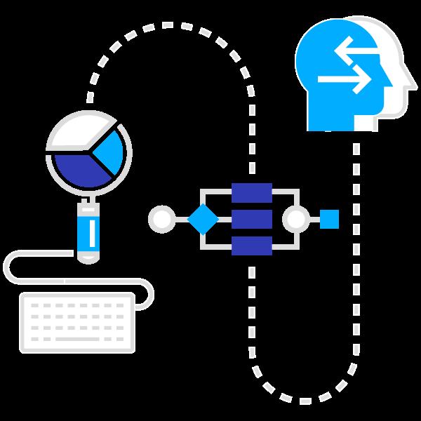 Diagram of a process