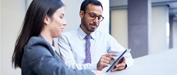 Employees using Digital Documents
