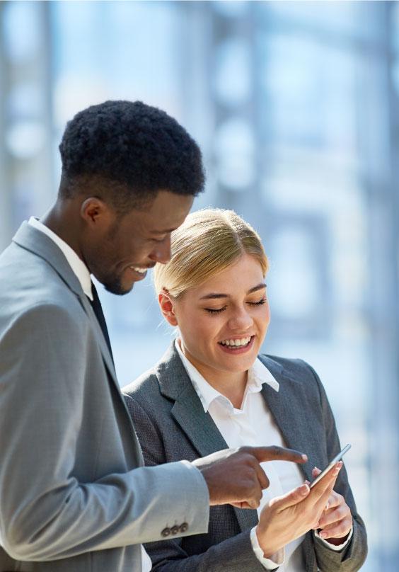Mobile employee access