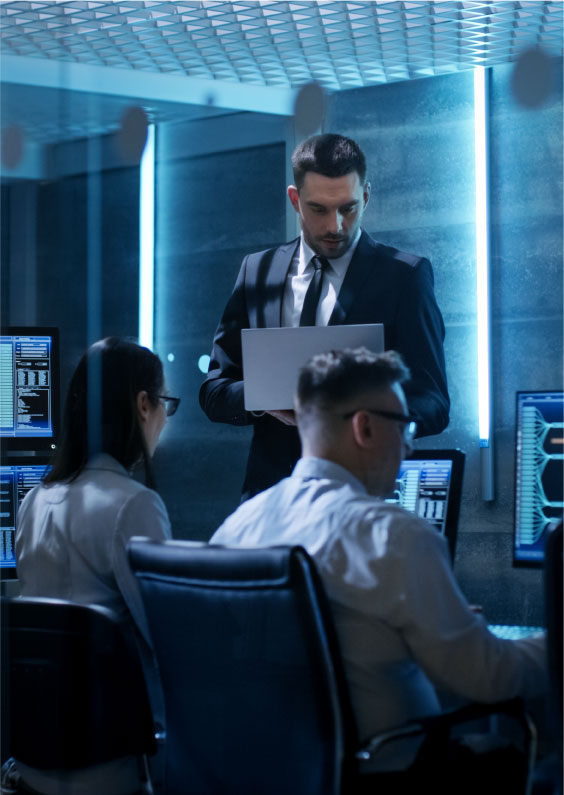 Information Security Employees