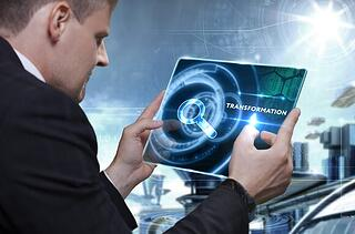 Digitale Transformation © fotolia / putilov_denis