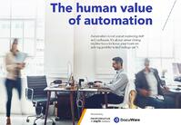 The human value of automation