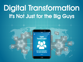 digital transformation for SMBs infographic thumb