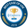 DocuWare was awarded Best Ease of Use in Capterra