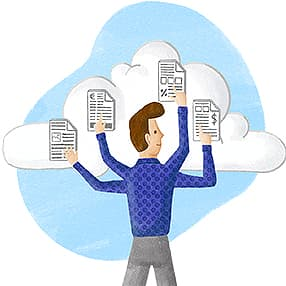 DocuWare Cloud is a full-featured document management system in the cloud