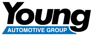 young automotive logo
