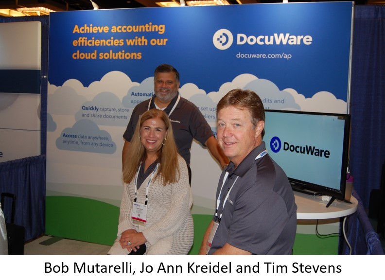 DocuWare for Invoice Processing team at APP2P