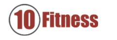 10Fitness Logo