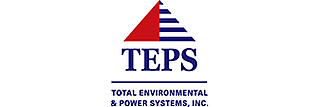 Teps logo more space
