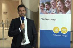 Benedikt Steffen von der opta data Abrechnungs GmbH über deren Einsatz von DocuWare