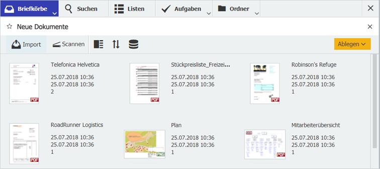 Indexkarten DE