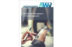 Broschüre: Verwaltung auf dem Weg zur E-Rechnung