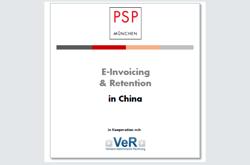 Elektronischer Rechnungsaustausch mit China