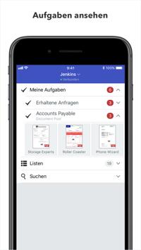 Die neue DocuWare App