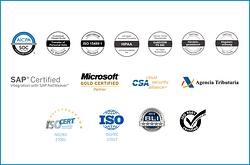 15 Certificates for Your DocuWare Cloud