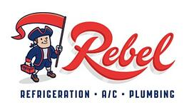 Rebel Refrigeration logo
