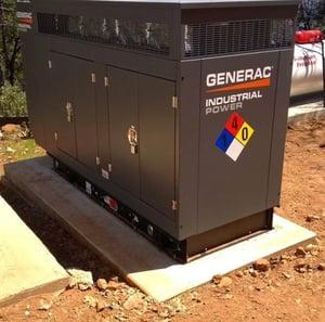 Total Environmental Power generator
