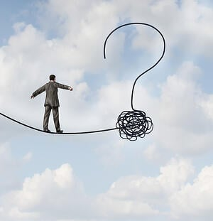 Meeting compliance regulations can feel like walking on a tightrope