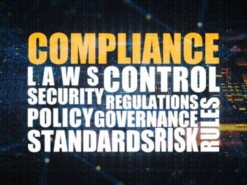 Document management enables easier compliance