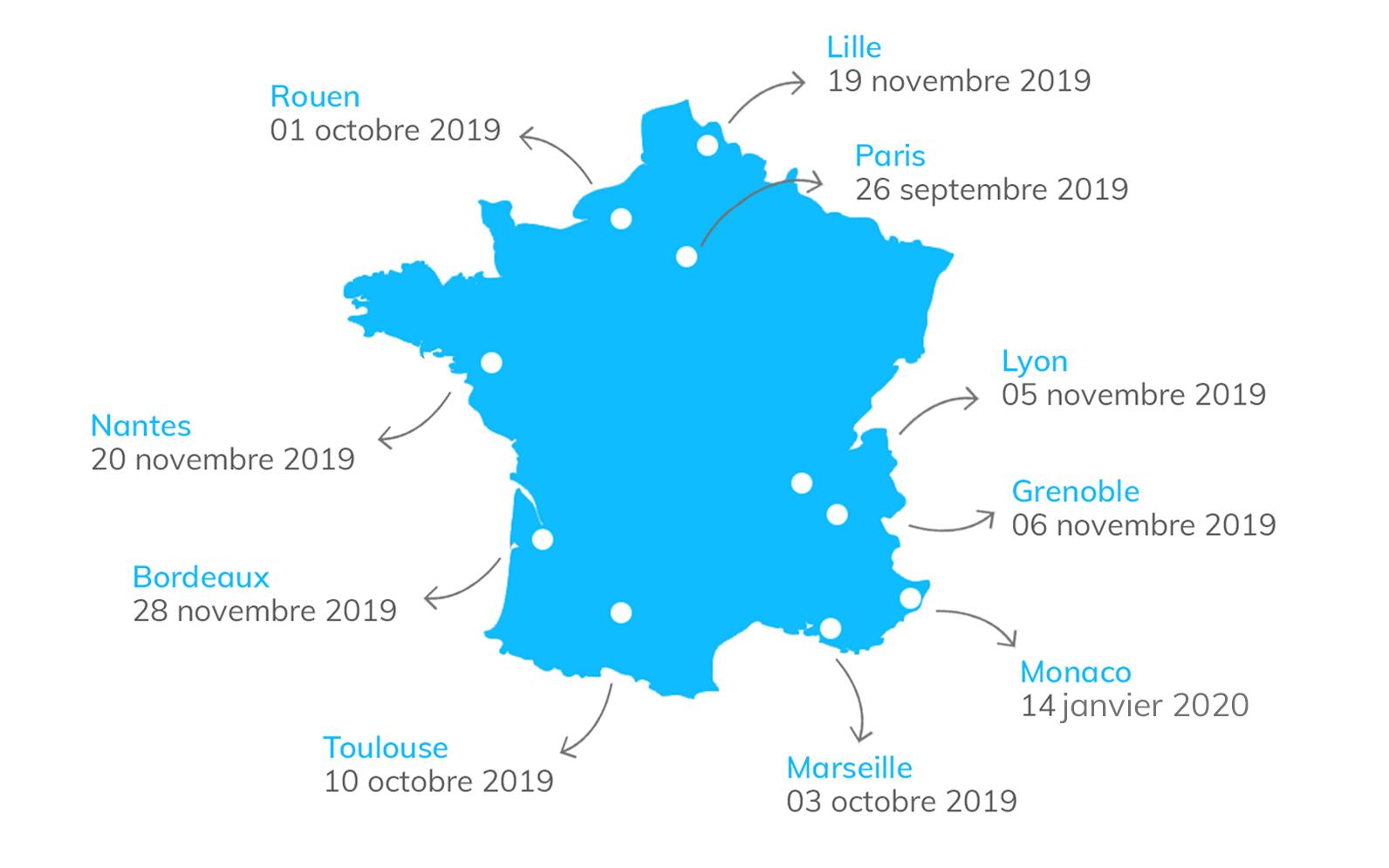 carte de France Digital Tour-1