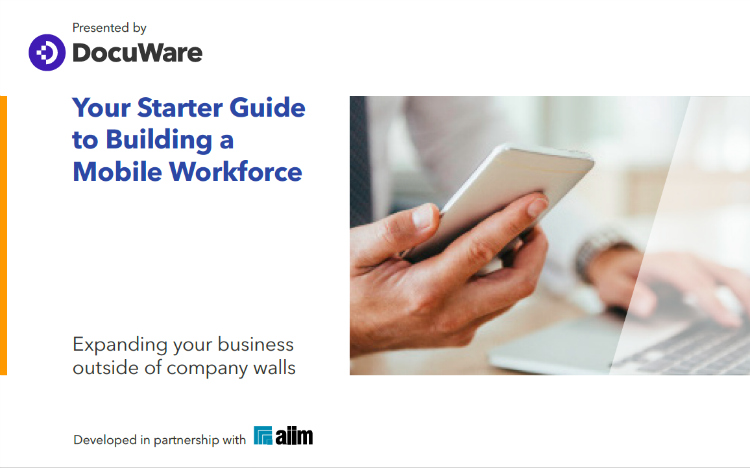 Ebook: Your starter guide to building a mobile workforce