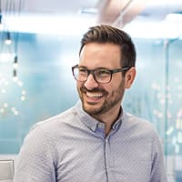 Accounting and finance professional named Jason | paperless office process