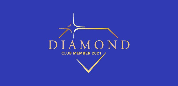 Diamond Club 2021 – Introducing the Top 10