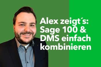 Webinar DACH - 2021-06 - DocuWare & Sage 100 – Ihre Vorteile durch Integration - Start