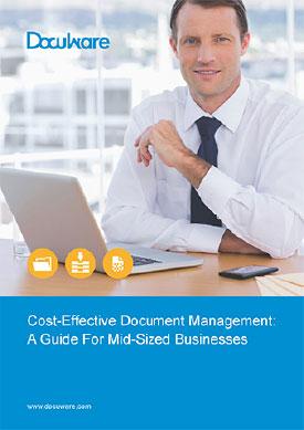 Cost-Effective Document Management