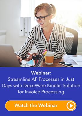 Streamline AP Processes