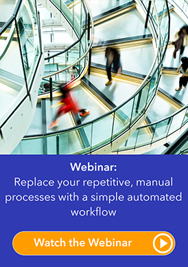 Replace Your Repetitive, Manual Processes