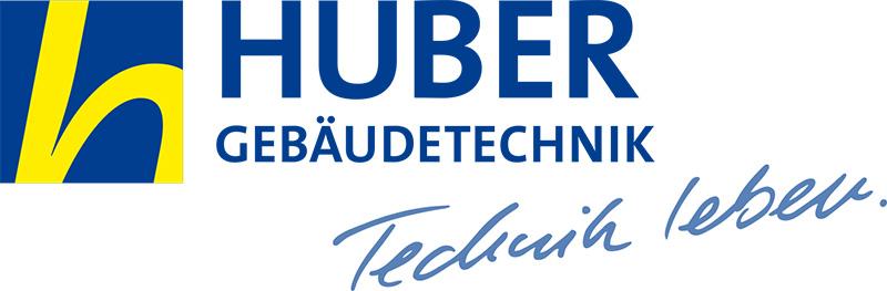 Huber Gebäudetechnik Logo