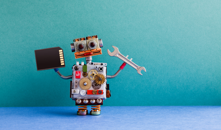 Robot Main Image
