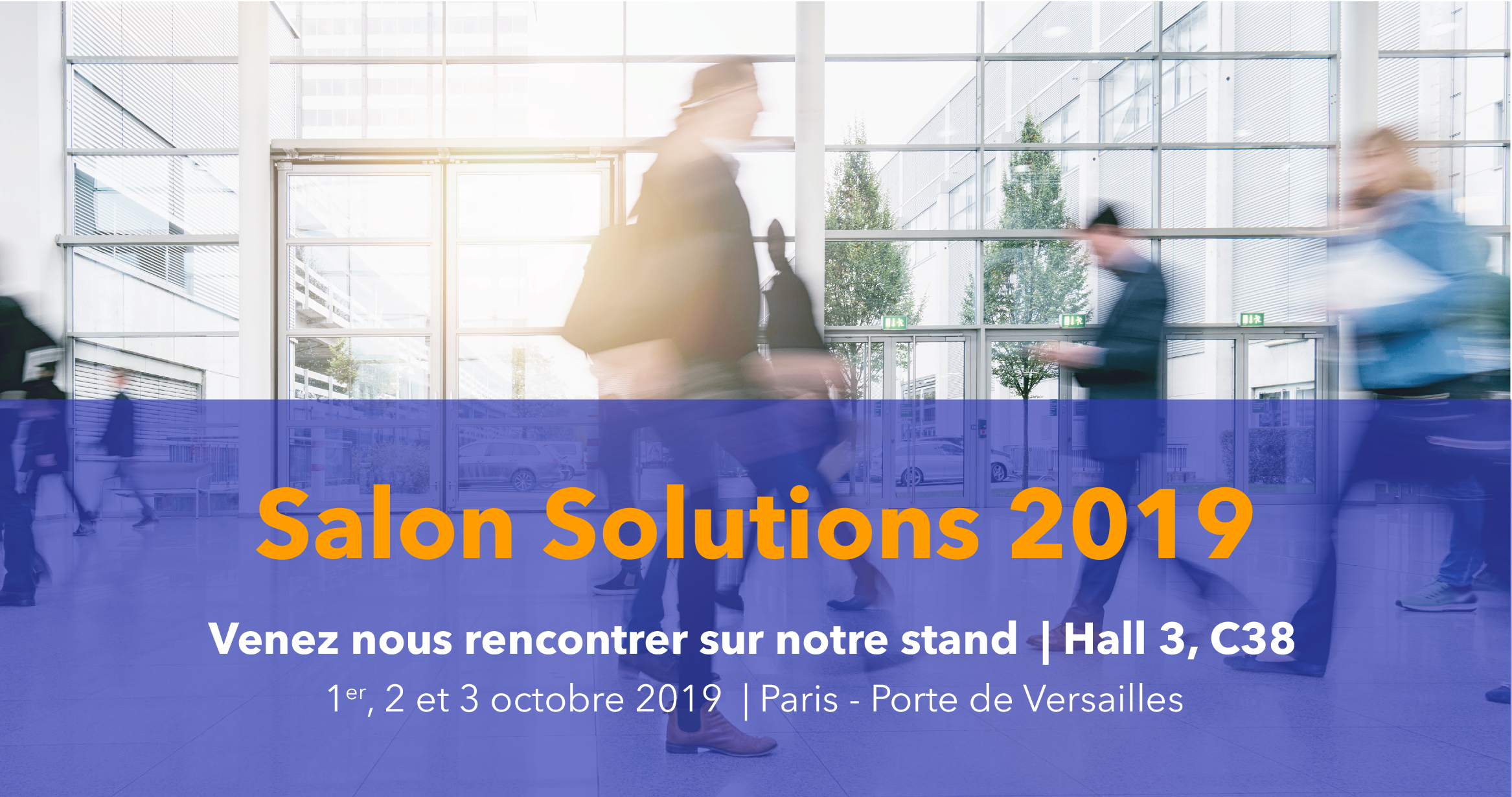 bannière salon solutions 2019