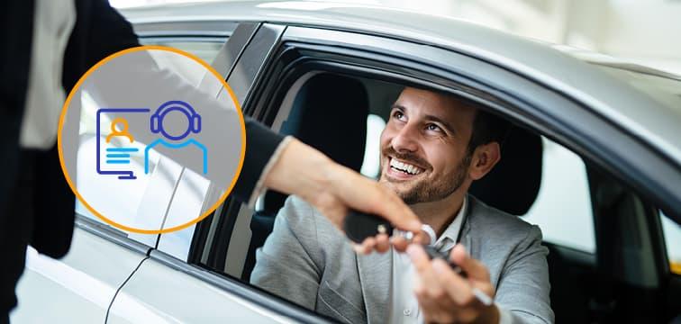 La digitalisation des processus dans le secteur automobile