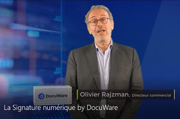 La Signature numérique by DocuWare